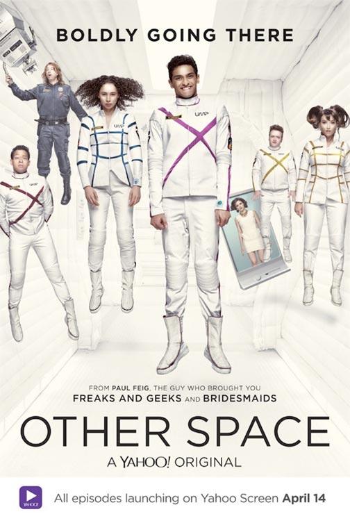 OTHER SPACE: Die SF-Fernsehserie, die niemand kennt