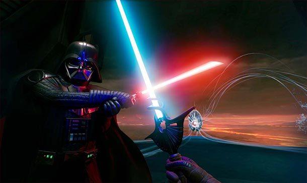 VADER IMMORTAL jetzt auch für Playstation VR