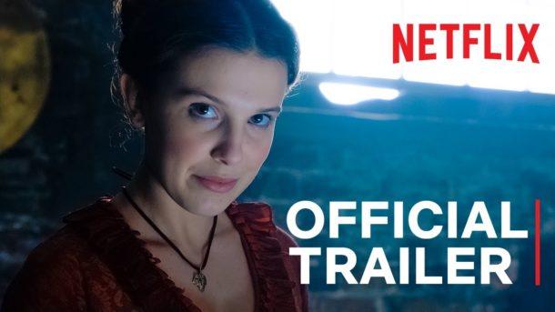 Netflix: Trailer zu ENOLA HOLMES