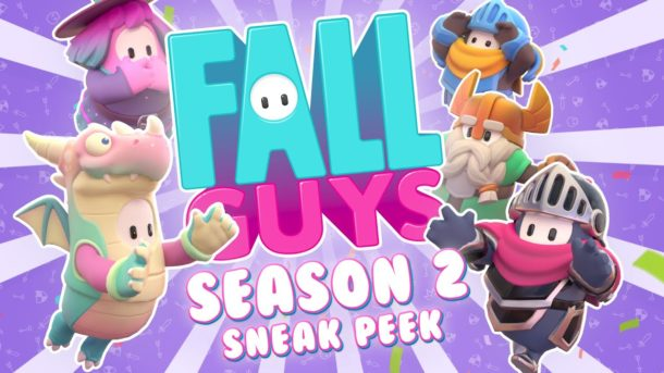Vorgucker: FALL GUYS – Season 2