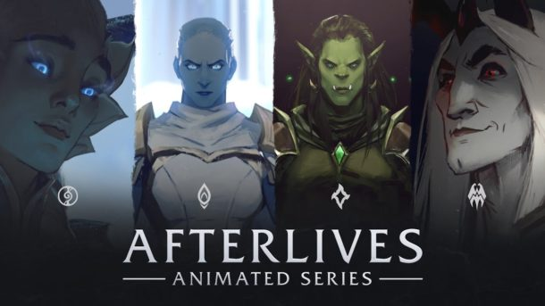 WORLD OF WARCRAFT: AFTERLIVES