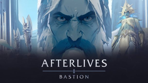 WORLD OF WARCRAFT – SHADOWLANDS AFTERLIVES: Bastion
