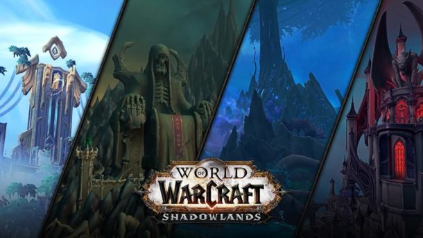WORLD OF WARCRAFT: SHADOWLANDS Release Date
