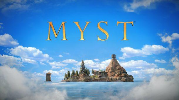Das originale MYST geht in die Virtuelle Realität