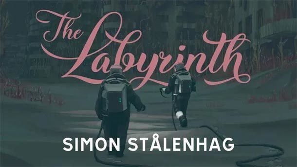 Kickstarter: THE LABYRINTH – Simon Stålenhag
