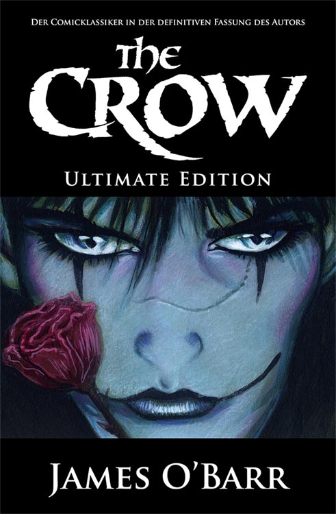 Ab heute erhältlich: THE CROW – ULTIMATE EDITION