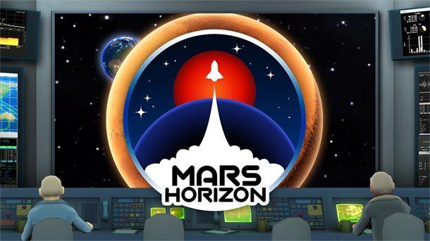 Reise zum roten Planeten mit MARS HORIZON