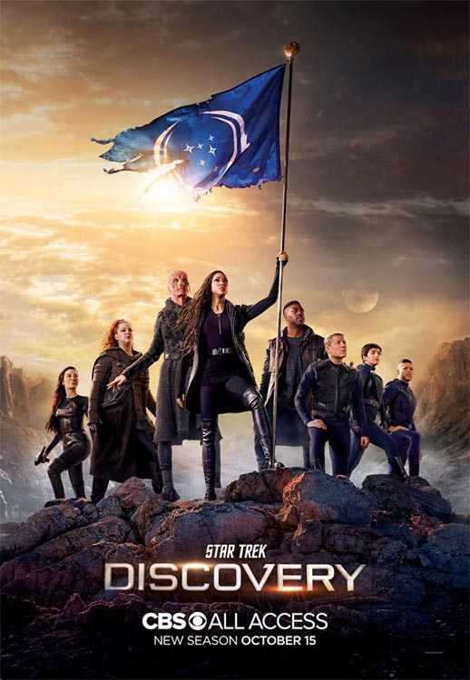 STAR TREK: DISCOVERY Staffel 4 – Produktion hat begonnen