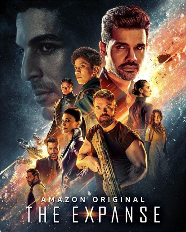 THE EXPANSE – Amazon genehmigt sechste (und letzte) Staffel