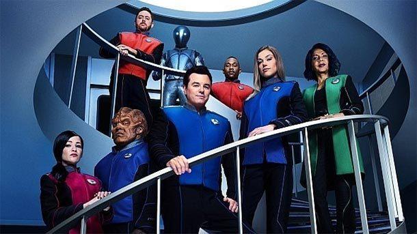THE ORVILLE Staffel 3 – Produktion wird im Dezember fortgesetzt