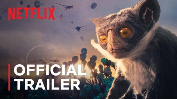 Trailer: ALIEN WORLDS – auf Netflix