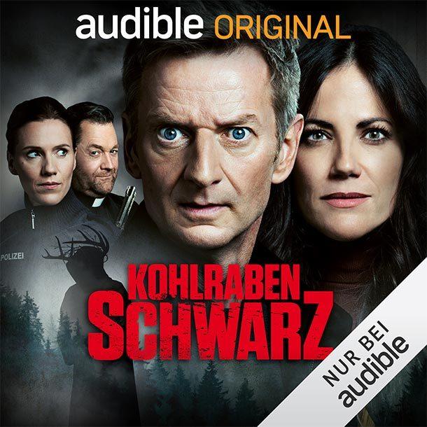 Tommy Krappweis und Christian von Aster: KOHLRABENSCHWARZ
