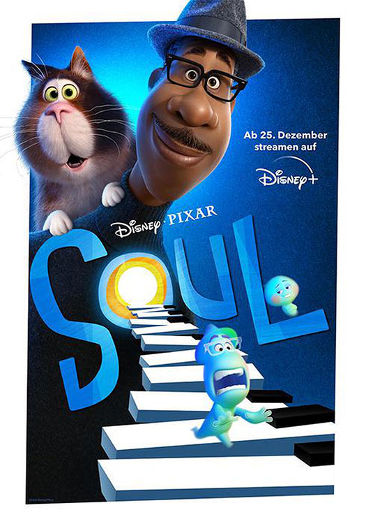 Bandit bespricht: Pixars SOUL