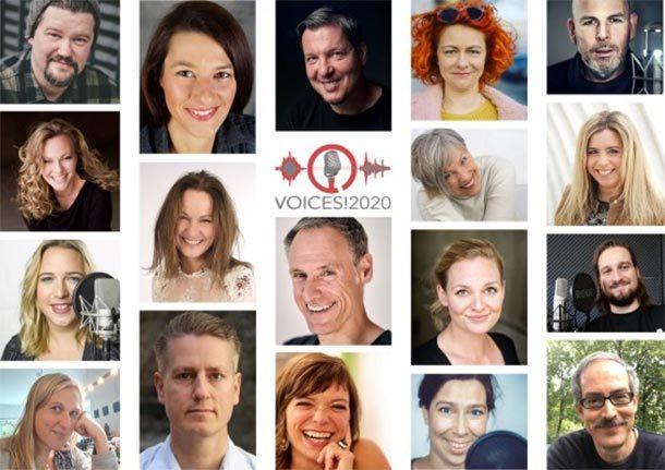 Voices!2020 – Unsere Stimmen für Künstler inNot