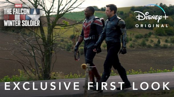 Erster Trailer: THE FALCON AND THE WINTER SOLDIER