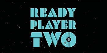 Ernie Cline: READY PLAYER TWO