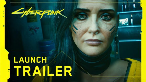 Launch-Trailer: CYBERPUNK 2077