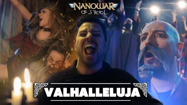 Nanowar Of Steel – VALHALLELUJA