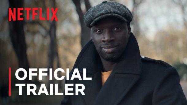 Netflix: Trailer LUPIN