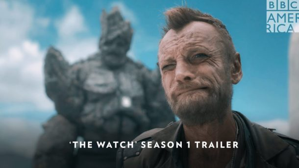 THE WATCH Season 1 Trailer