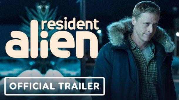 Trailer: RESIDENT ALIEN
