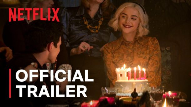 Trailer: THE CHILLING ADVENTURES OF SABRINA – Teil 4