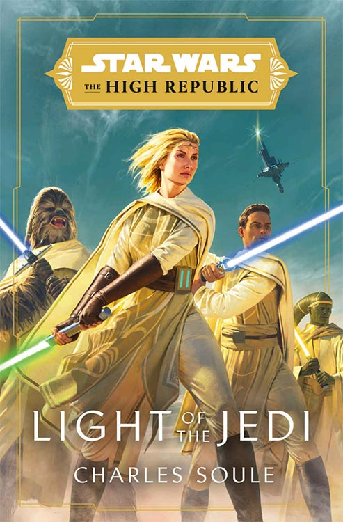 Erschienen: STAR WARS THE HIGH REPUBLIC – LIGHT OF THE JEDI