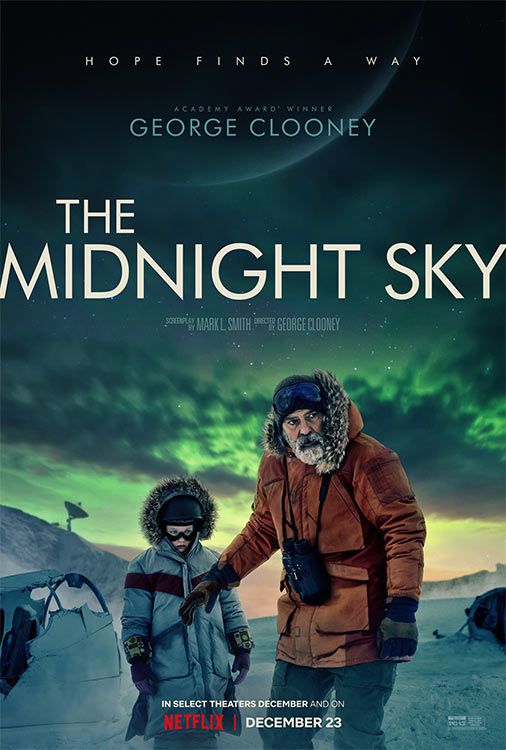 Bandit bespricht: THE MIDNIGHT SKY
