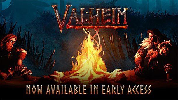 Wikinger-Survival: VALHEIM