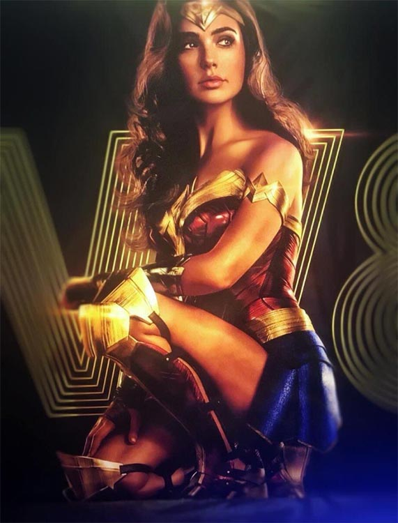 Bandit bespricht: WONDER WOMAN 1984
