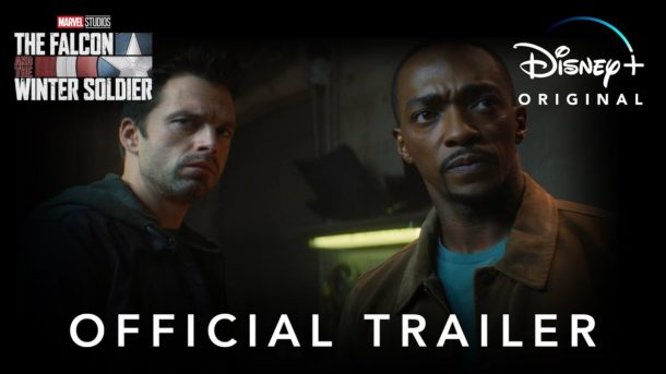 SuperBowl-Trailer: THE FALCON AND THE WINTER SOLDIER