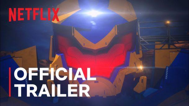 Trailer – Netflixens PACIFIC RIM: THEBLACK