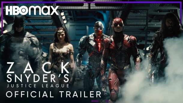 Trailer: Zack Snyders´s JUSTICE LEAGUE