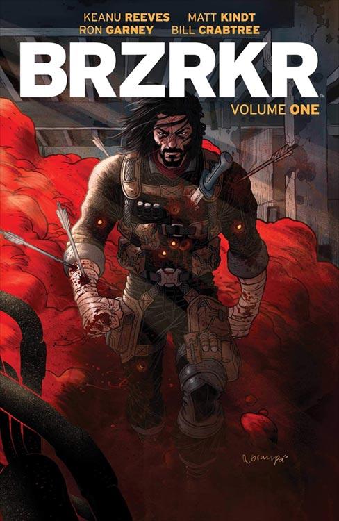 Netflix macht Keanu Reeves´ BRZRKR-Comics zum Film und zur Animé-Serie