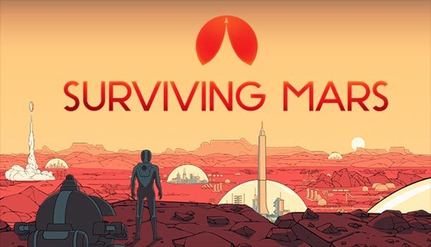 Für umme: SURVIVING MARS
