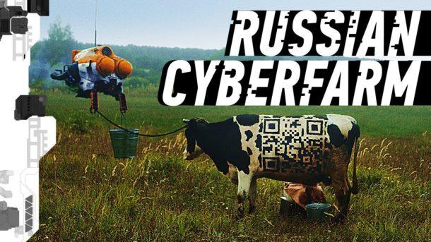 Grandios! RUSSIAN CYBERPUNK FARM