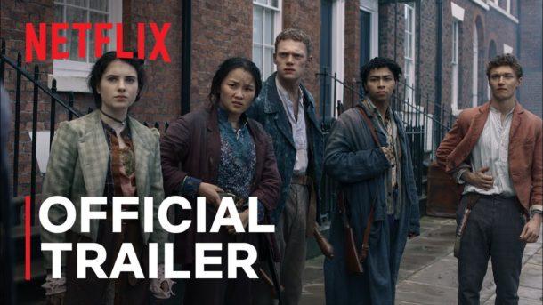 Trailer: THE IRREGULARS auf Netflix