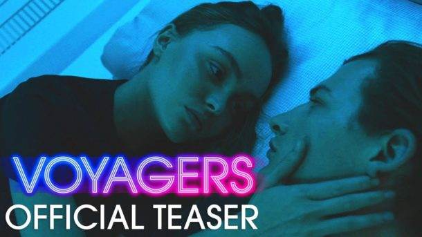 Trailer zum SF-Film VOYAGERS