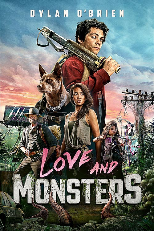 Bandit bespricht: LOVE AND MONSTERS