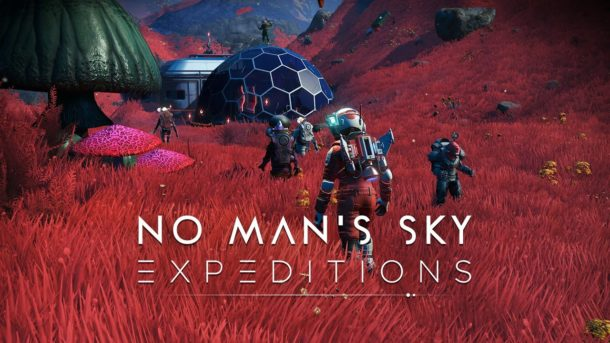 Noch´n Update: NO MAN'S SKY – EXPEDITIONS