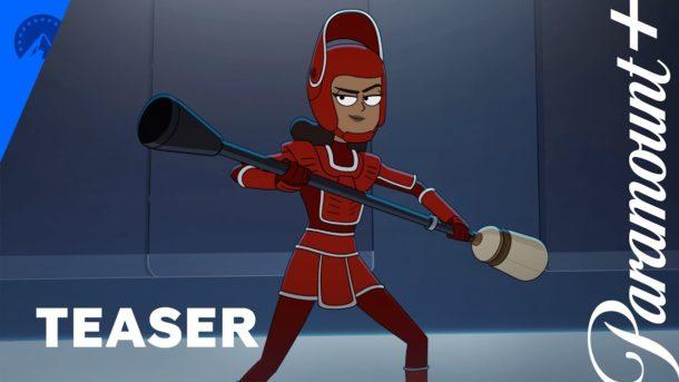 Teaser: LOWER DECKS Season 2
