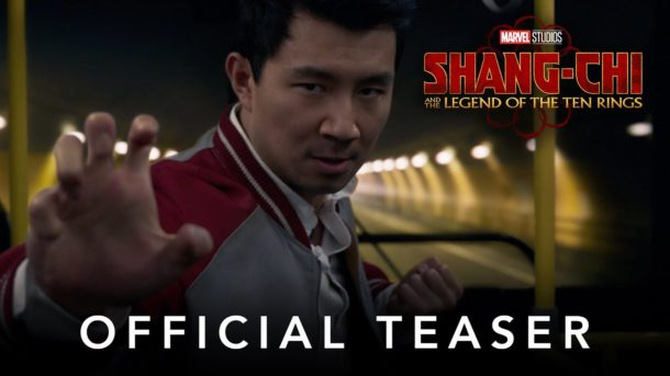 Teaser: SHANG-SHI AND THE LEGEND OF THE TEN RINGS