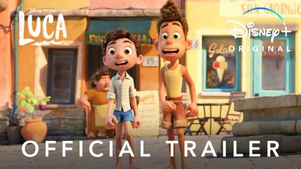 Trailer: Pixars LUCA