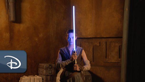 Disney neues Laserschwert