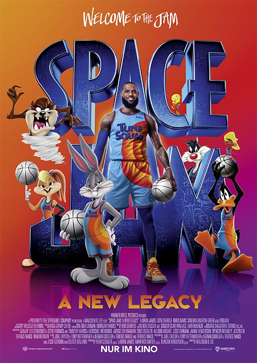Bandit bespricht: SPACE JAM 2 – ANEW LEGACY