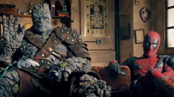 Deadpool &Korg: Reaktion auf FREE GUY-Trailer