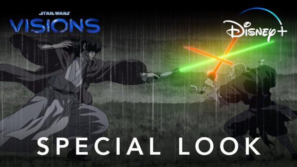 Featurette: STAR WARS VISIONS