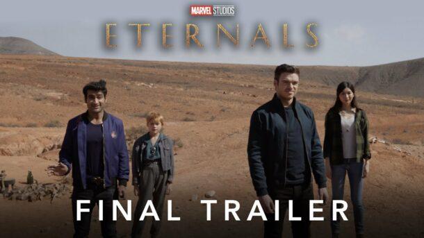 Final Trailer: Marvels ETERNALS