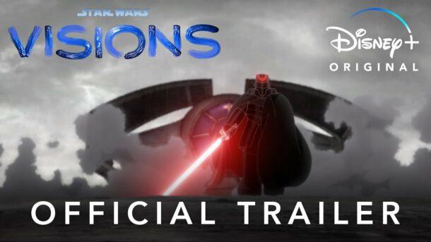 Neuer Trailer – STAR WARS: VISIONS