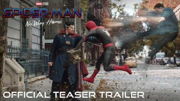 Trailer: SPIDER-MAN – NO WAYHOME